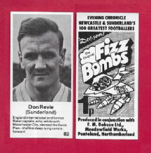 Sunderland Don Revie England 82